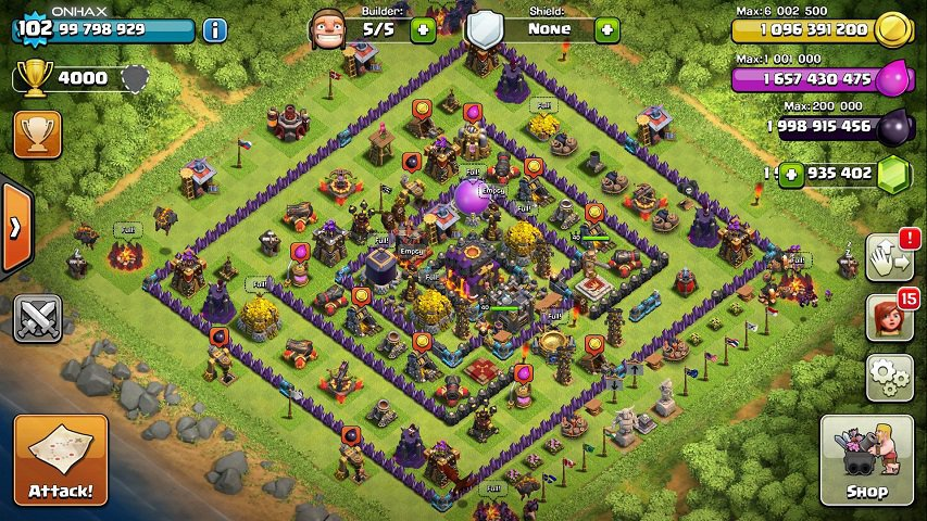 clash of clans game free  latest version